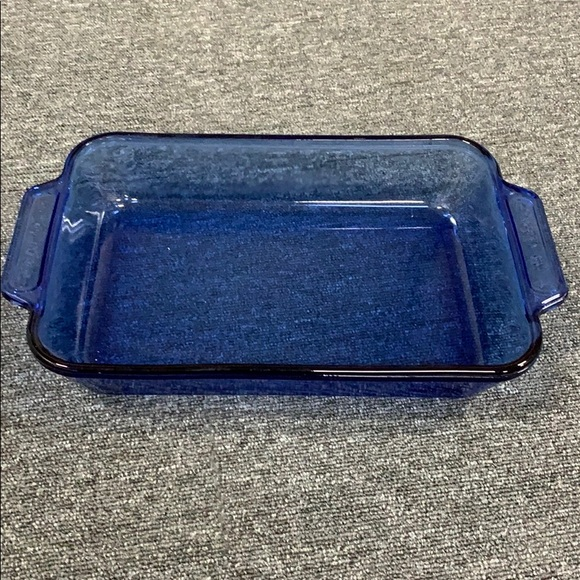 Anchor Ovenware Baking Dish - Blue 8 x 11.5